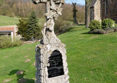 Bergkirchen Historisches Grabmal