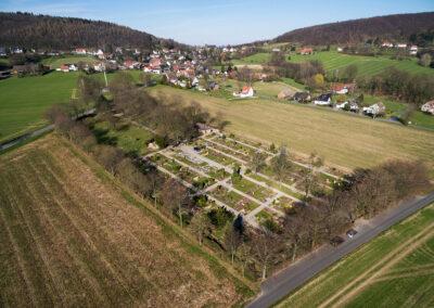 Friedhof Bergkirchen Pfarrkamp
