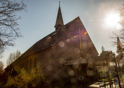 Friedhof Eidinghausen neu