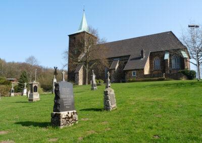 Friedhof Bergkirchen