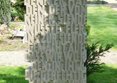Friedhof Rehme