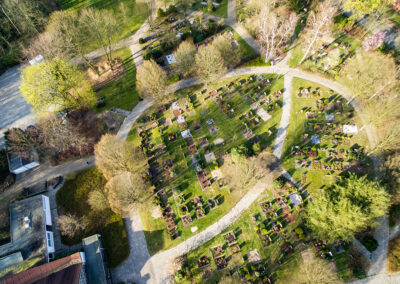 Friedhof Werste