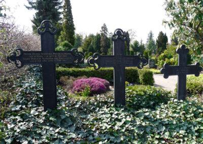 Historische Grabstätte Rehme