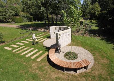 Friedhof Schwarzer Weg Sternenkinderfeld