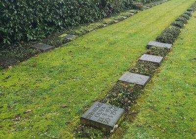 Friedhof Schwarzer Weg Kriegsgräber
