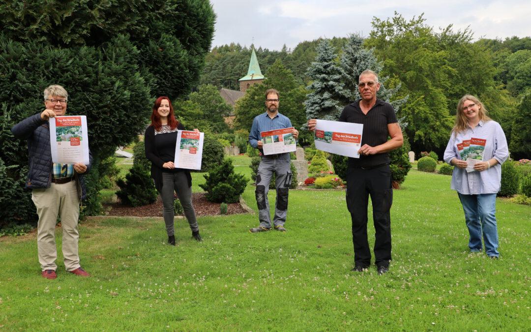 Tag des Friedhofs am 19. September in Bergkirchen